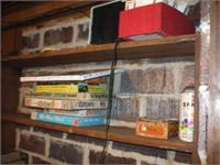 CONTENTS OF WINE CELLAR, BOTTLES, PAPERS,