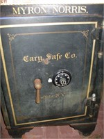 "CARY SAFE COMPANY ROLLING SAFE 22 1/2""X 32""X 33"""