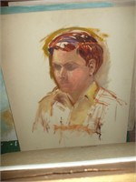 GROUPING OF 13 PAINTINGS / PRINTS, ELINOR EMMICK
