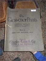 """GROSVENOR PRINTS"" BOOK"