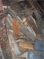 "CONTENTS OF ''WOOD"" ROOM, FIREWOOD AND COAL,"