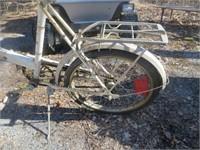 AUTO-MINI FOLDING BICYCLE