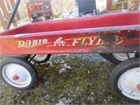 RADIO FLYER METAL WAGON