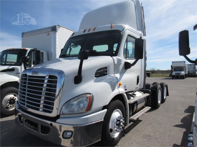 2012 FREIGHTLINER CASCADIA 113 For Sale In TROY, Illinois
