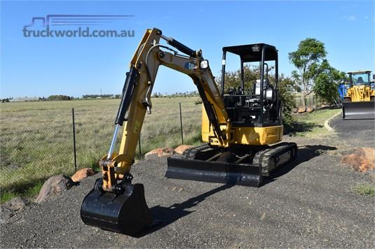 2016 Caterpillar 303.5E CR - Heavy Machinery for Sale