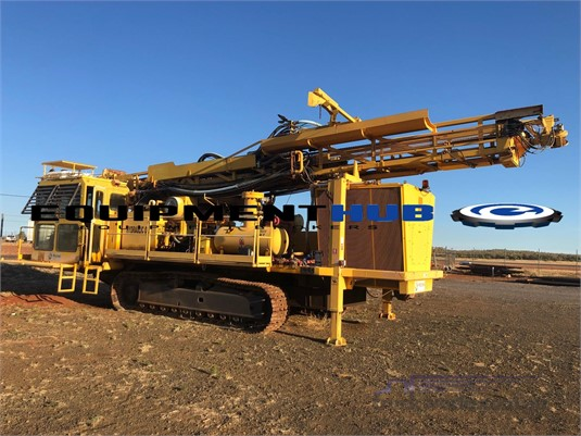 2008 Schramm T685 Heavy Machinery for Sale