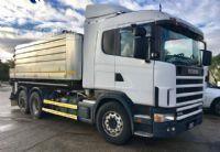 Scania P144l530  Usato