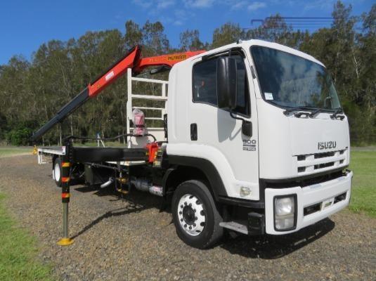 2008 Isuzu FTR900 - Truckworld.com.au - Trucks for Sale