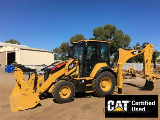 2018 Caterpillar 432F2 - Heavy Machinery for Sale
