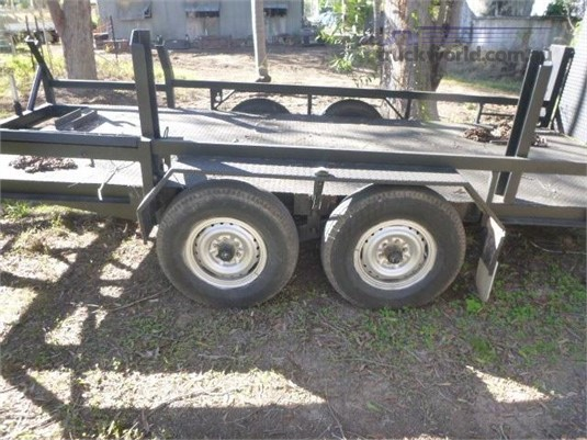 2004 Opal Trailers other Western Traders 87 - Trailers for Sale
