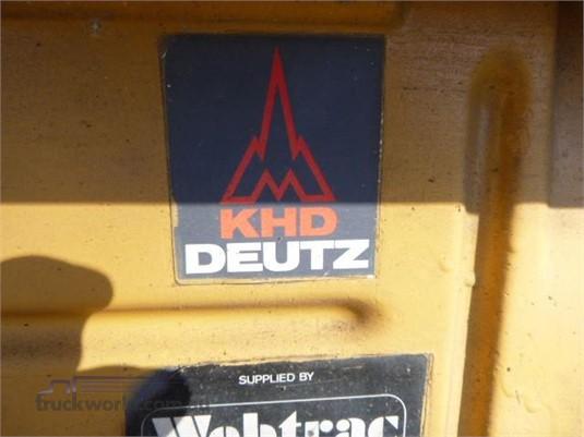 0 Webtrac KHD Deutz - Truckworld.com.au - Farm Machinery for Sale
