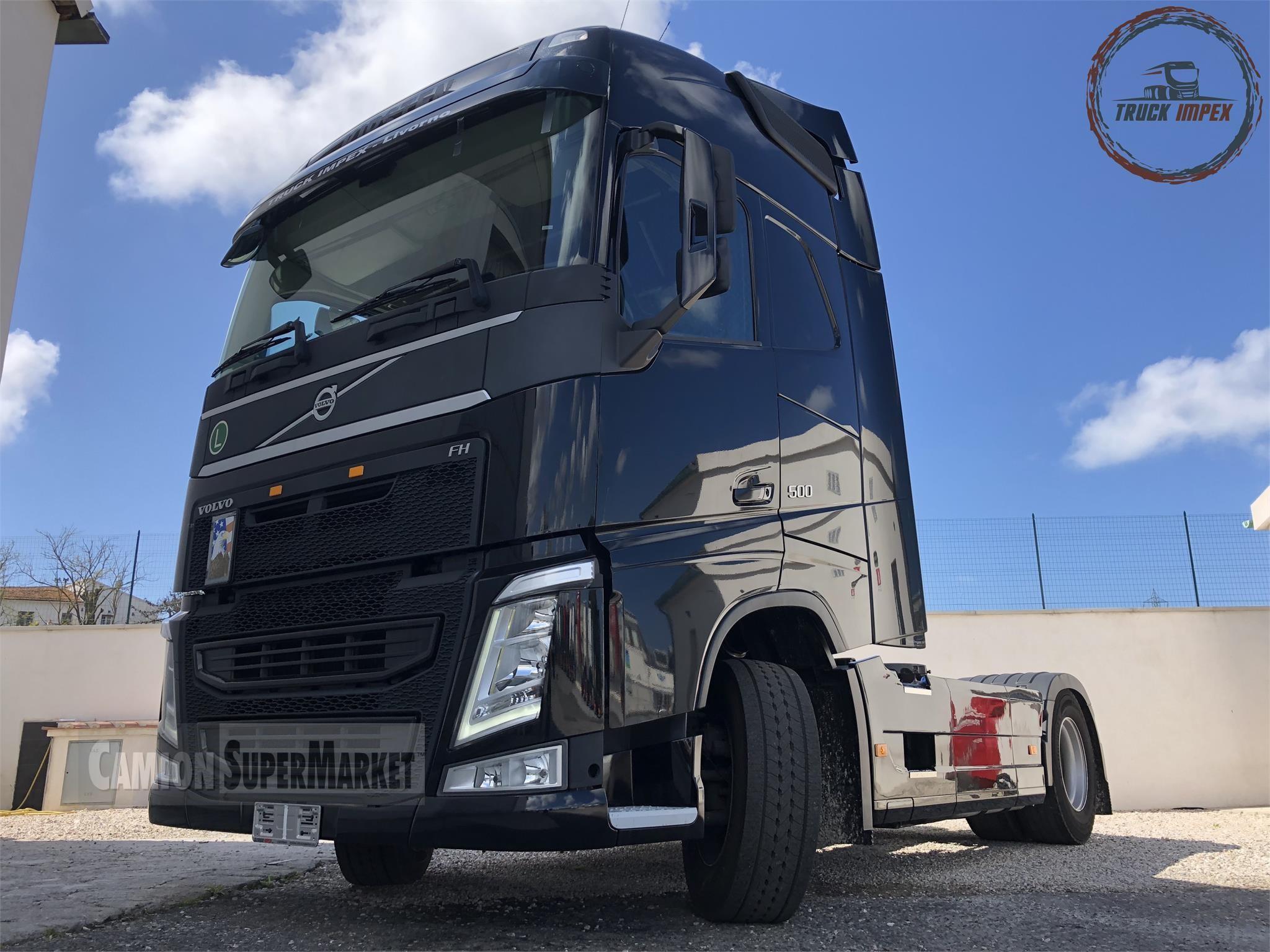 Volvo FH500 Usato 2014