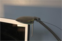 "Dell 22"" Monitor and Desk Lamp"