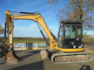 CATERPILLAR 308D CR For Sale - 36 Listings | MachineryTrader co uk