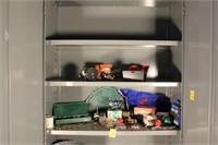 Hallowell Metal Cabinet