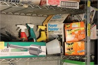 Painting Supplies and More