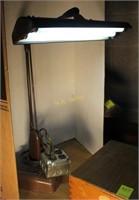 Fluorescent Metal Extension Arm Work Light