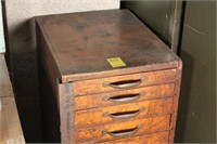 Wooden Multi Drawer Cabinet