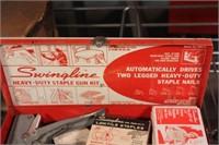 Craftsman Sander, Swingline Stapler, and More