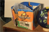 Viz-A-Ball Bowling Ball with Scooby Doo