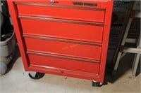 Task Force Wheeled Tool Chest with Contents