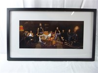 Country Musicians autographed items/Cancer Benefit