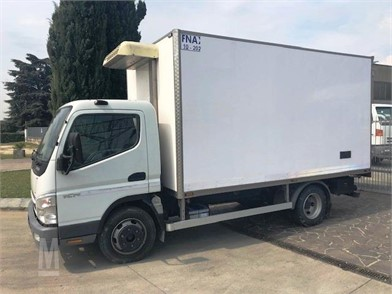 MITSUBISHI FUSO CANTER Refrigerated Trucks For Sale - 14 Listings