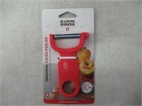 Kuhn Rikon Original Swiss Peeler, Red