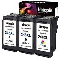 3 pack Remanufactured Ink Cartridge Replacement