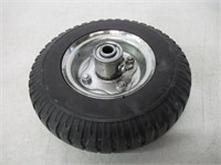 "Marathon 2.80/2.50-4"" Narrow Flat Free Tire on"