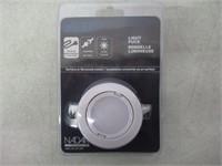 Nadair LED 120V Direct Voltage Puck Light, 3000K