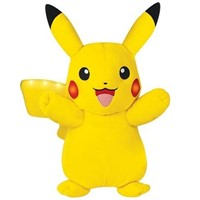 Pokémon Plush, Power Action Interactive Pikachu