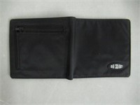 Big Skinny Men's World Bi-Fold Slim Wallet with