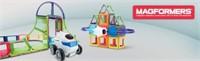 Magformers Sky Track Set Building Kits (54 Piece),