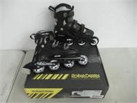 Roller Derby Men's V-Tech 500 Button Adjustable