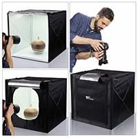 Amzdeal Light Box Photo Studio 20 x 20 inch