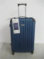 """Jetstream 24"""" Hardside Spinner Suitcase (Navy)"""