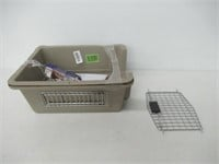 Petmate 21100 Vari Kennel, Small (Bleached Linen)