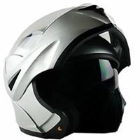 ILM 10 Colors Motorcycle Flip up Modular Helmet