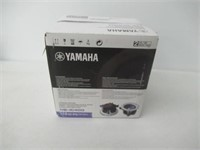 Yamaha NS-IC400 In-Ceiling Speaker (Pair, White)