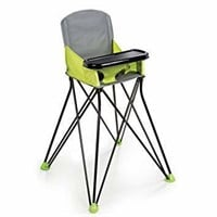 Summer Infant Pop 'N Sit Portable High Chair,