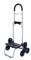 Stair Climber Mighty Max Dolly Cart, Black