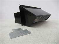 """Broan 639 Wall Cap for 3-1/4"""" x 10"""" Duct for Range"""