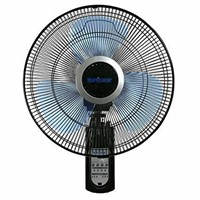 Hurricane Wall Mount Fan - 16 Inch Super 8 Wall