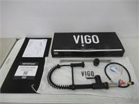 VIGO VG02001MB Matte Black Pull-Down Spray Kitchen
