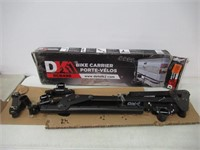 DK2 BCR490 Hitch Mounted 4 Bicycle Carrier