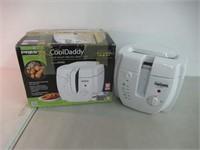 Presto 05443 CoolDaddy Cool-touch Deep Fryer -