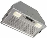 Broan Power Pack Range Hood 390 CFM-Silver Grille