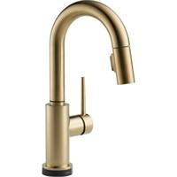 Delta Faucet Trinsic Single-Handle Bar-Prep Touch