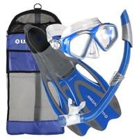 U.S. Divers Adult Cozumel Mask/Seabreeze II